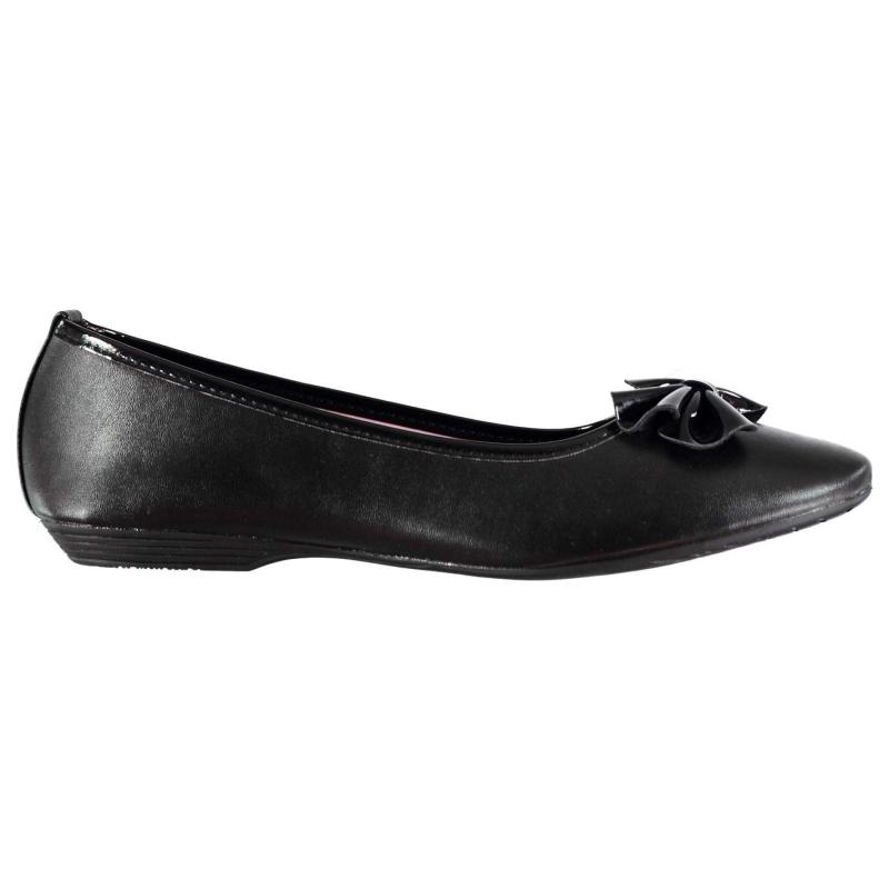 Miss Fiori Brittany Girls Shoes Junior Black