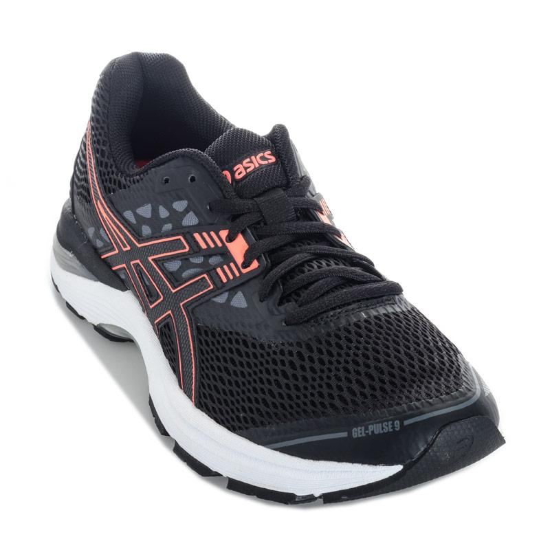 Asics Womens Gel-Pulse 9 Running Trainers Black