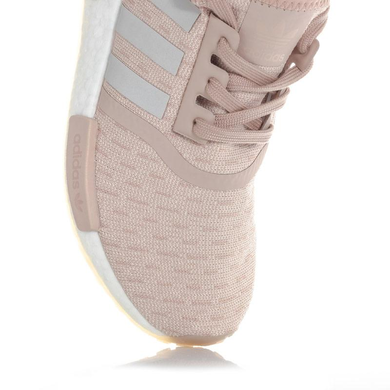 Adidas Originals Womens NMD_R1 Trainers Dusky Pink