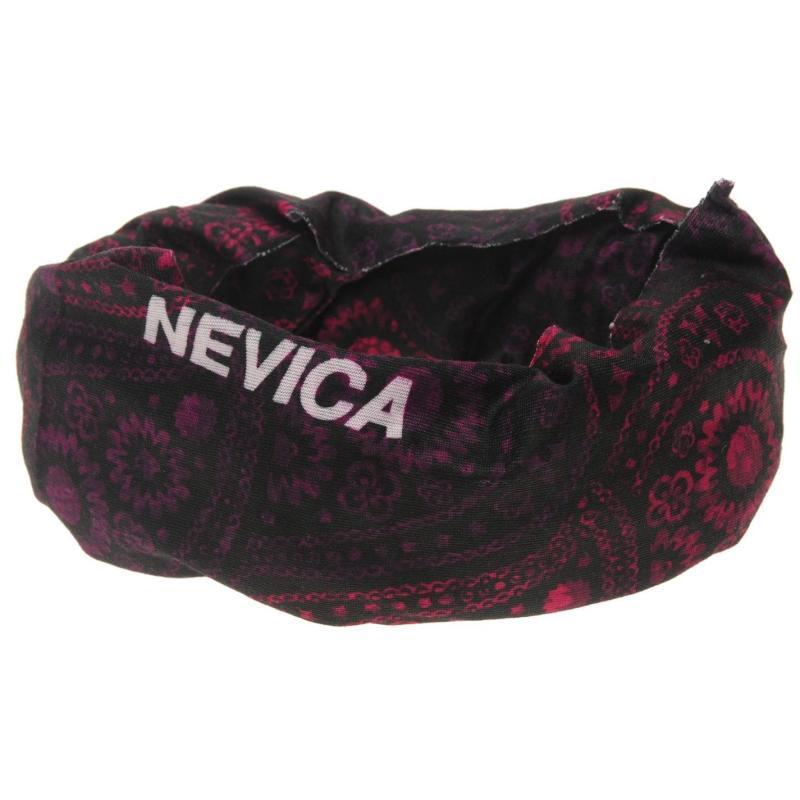 Nevica Fleece Skuff Navy/Pink
