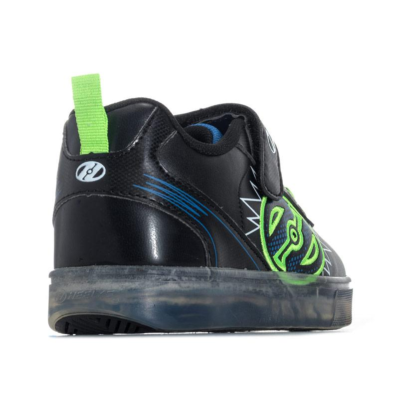 Boty Heelys Children Boys POW X2 Skate Shoes black blue