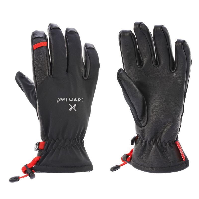 Extremities Guide Gloves Adults Black