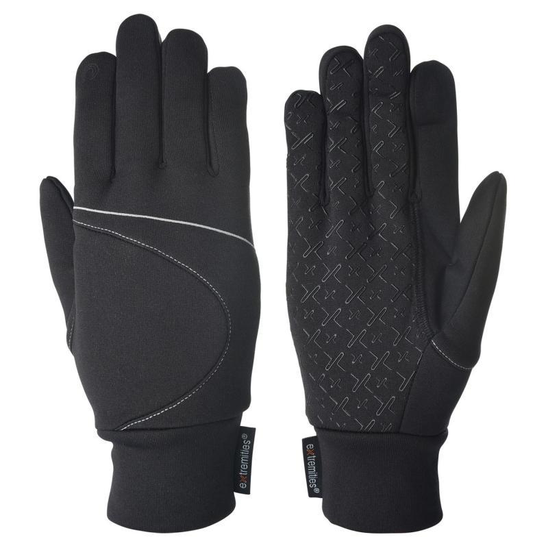 Extremities Stick Power Line Walking Gloves Mens Black