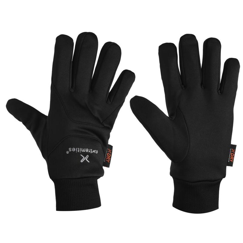 Extremities Waterproof Power Line Gloves Black