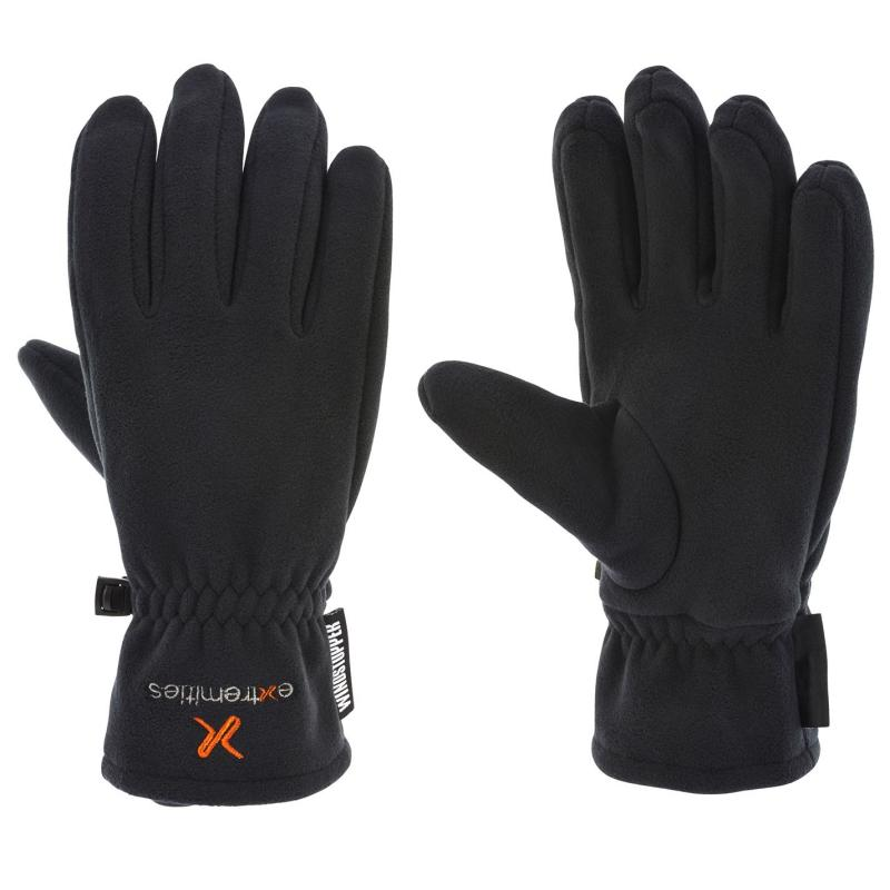 Extremities Windstopper Gloves Adults Black