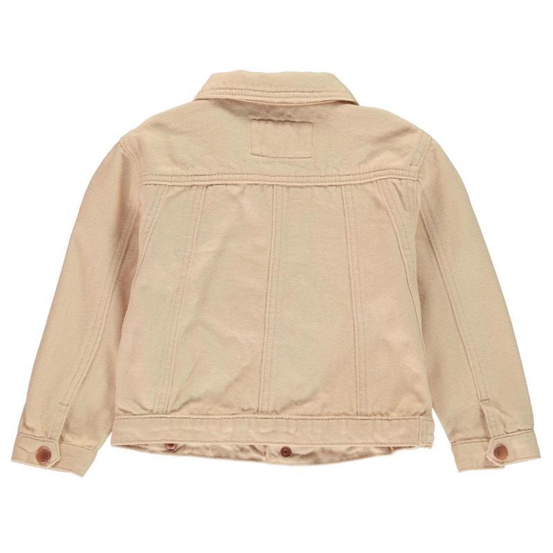 Firetrap Denim Jacket Infant Girls Blush