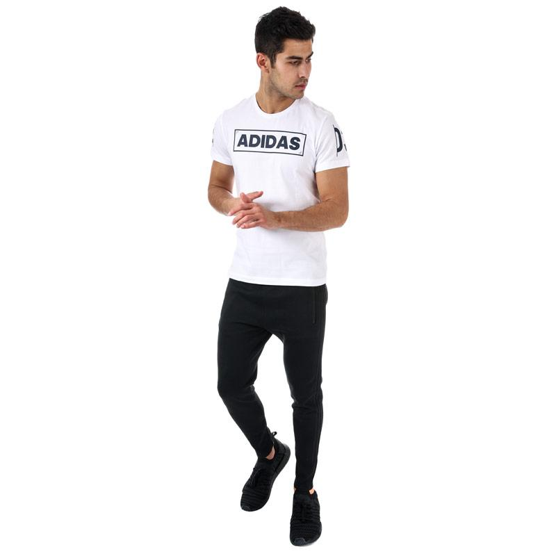Tričko Adidas Mens Adi 360 T-Shirt White