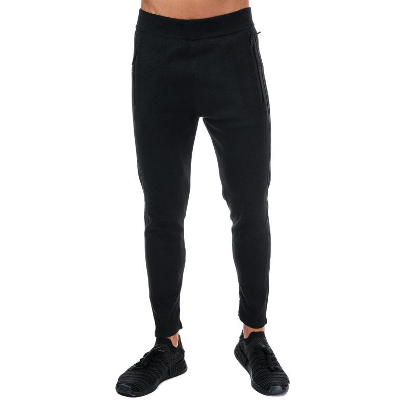 Tepláky Adidas Mens Icon Primeknit Pants Black