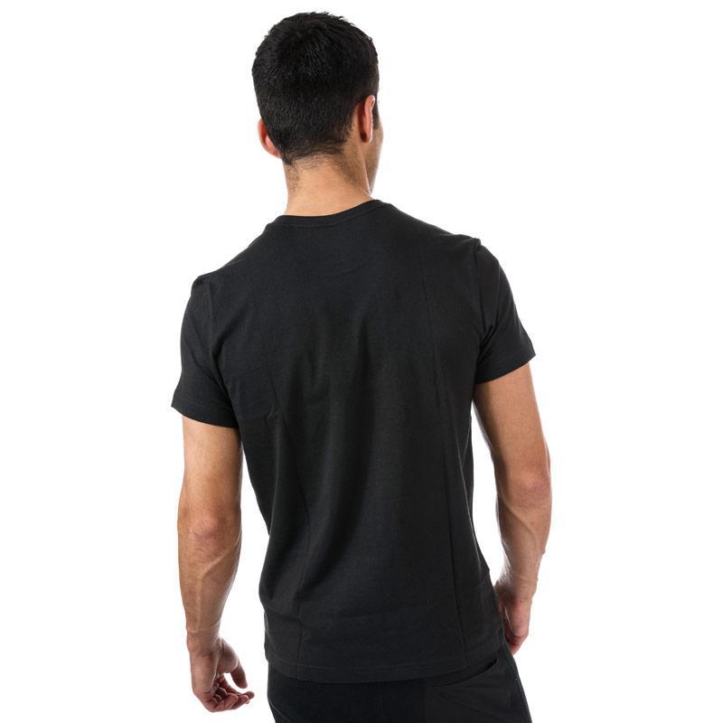 Tričko Adidas Mens ID Badge of Sport T-Shirt Black