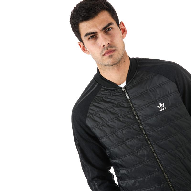 Adidas Originals Mens SST Thermal Jacket Black