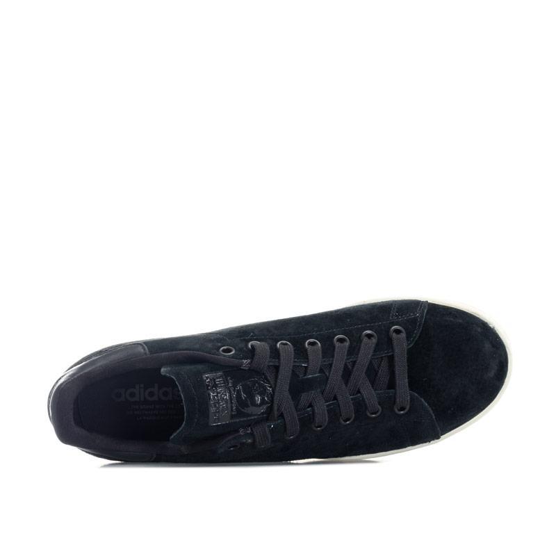 Adidas Originals Mens Stan Smith Trainers Black