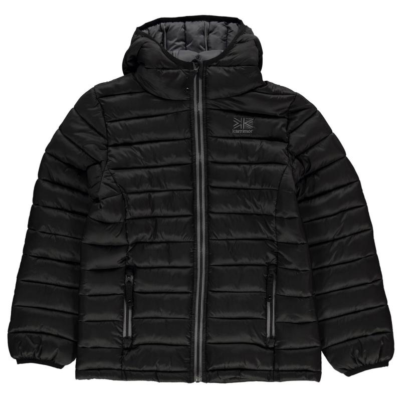 Karrimor Hot Crag Insulated Jacket Juniors Black