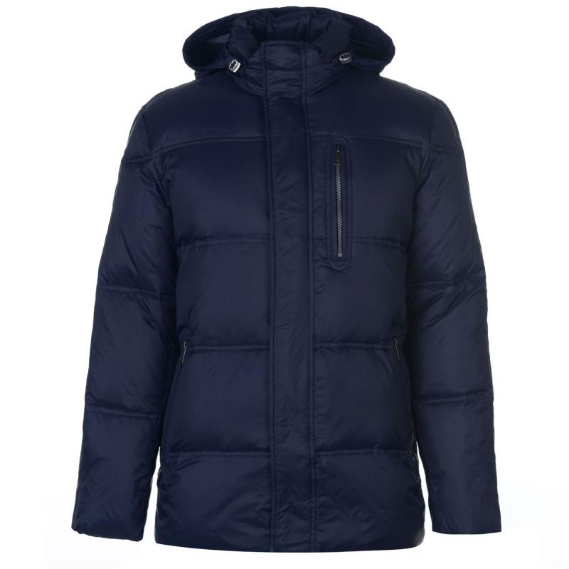 Cole Haan Padded Jacket Mens Navy