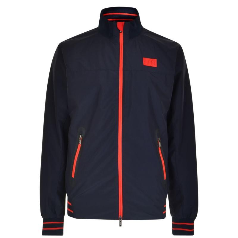 Hurlingham Polo 1875 Jacket Blue Ink/Red