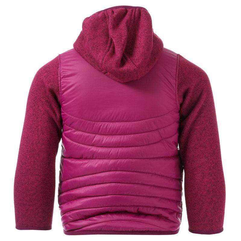 Sprayway Junior Girls Nadia Knitted Fleece Hoody Berry