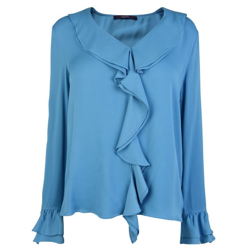 Košile Laurel Blouse Swedish Blue