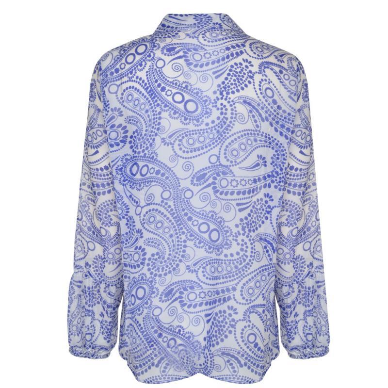 Košile Laurel Blouse Blue