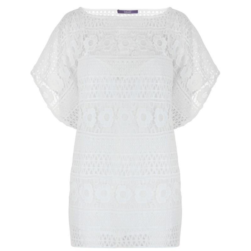 Košile Laurel Kaftan Top White