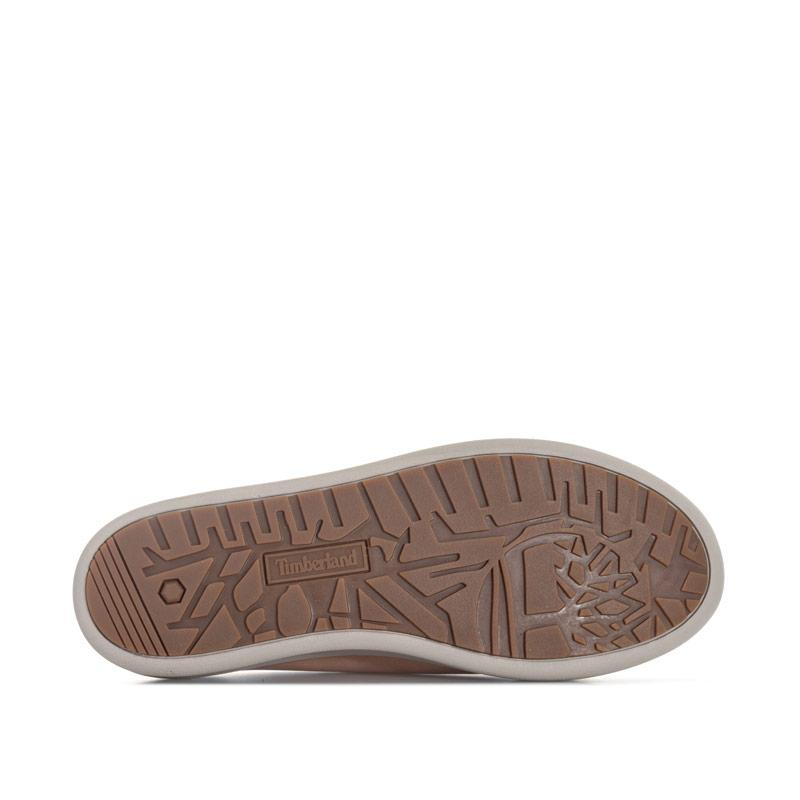 Timberland Womens Berlin Park Oxford Trainers Beige
