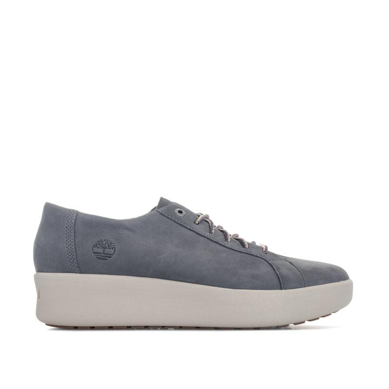 Timberland Womens Berlin Park Oxford Trainers Grey