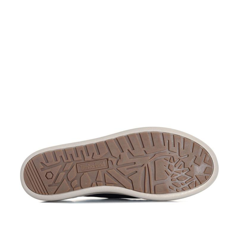 Timberland Womens Berlin Park Oxford Trainers Black