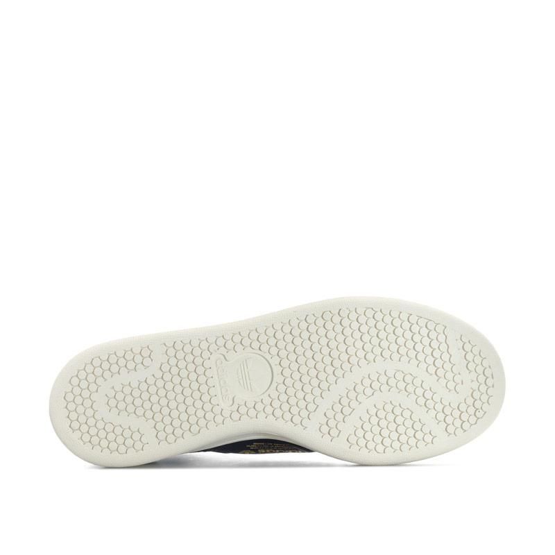 Adidas Originals Womens Stan Smith Sock Primeknit Trainers Navy