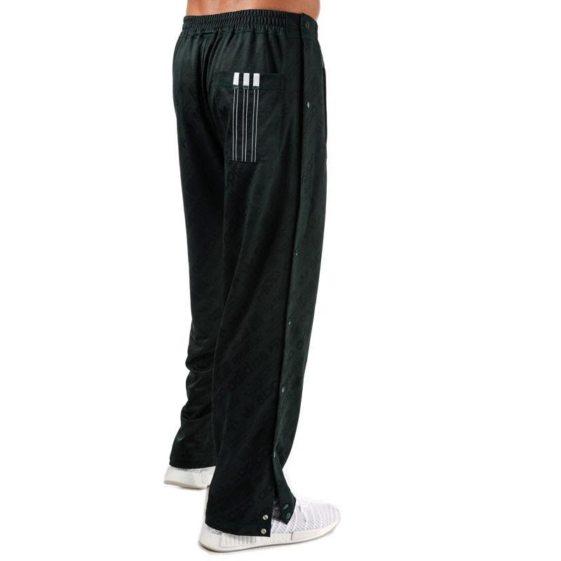Tepláky Adidas Originals Mens Alexander Wang Jacquard Track Pants Green