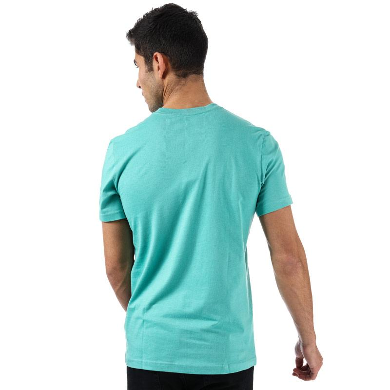 Tričko Adidas Originals Mens Commercial T-Shirt aqua