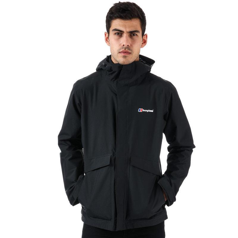 Berghaus Mens Dalemaster Waterproof Jacket Black