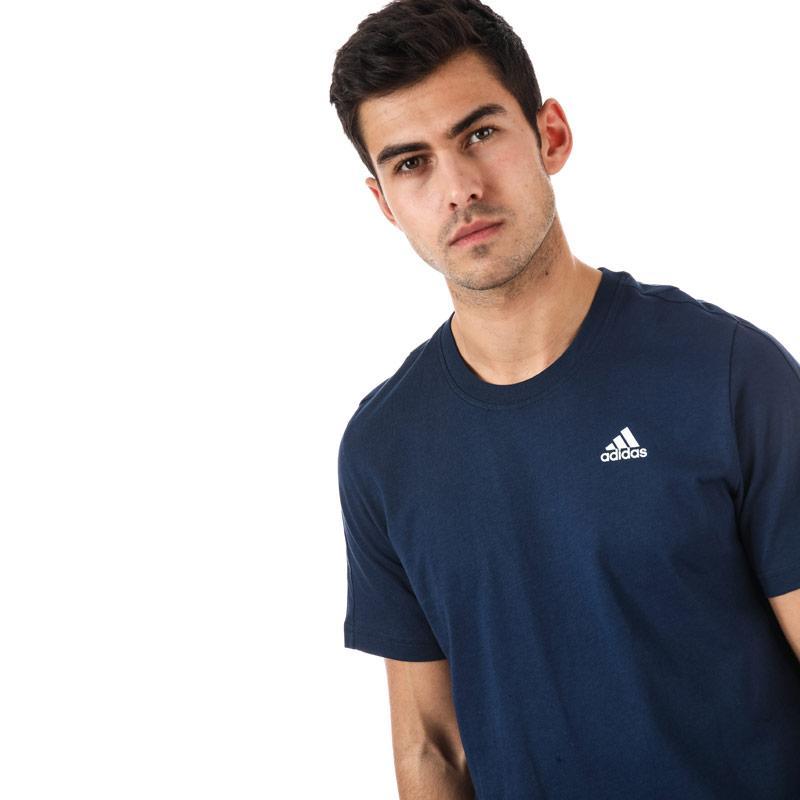Tričko Adidas Mens Essentials Base T-Shirt Navy