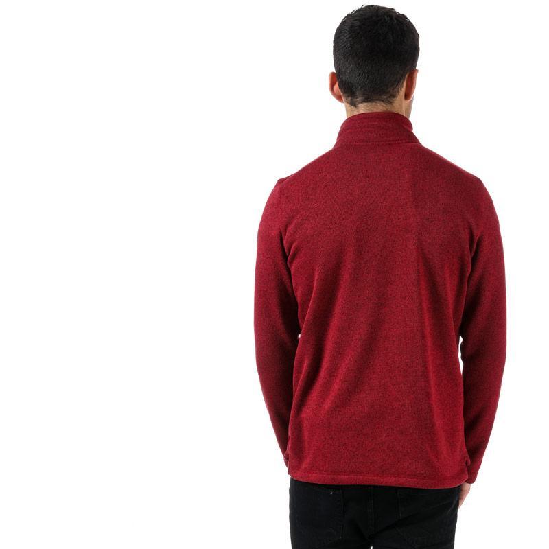 Mikina Sprayway Mens Minos 1/2 Zip Fleece Red