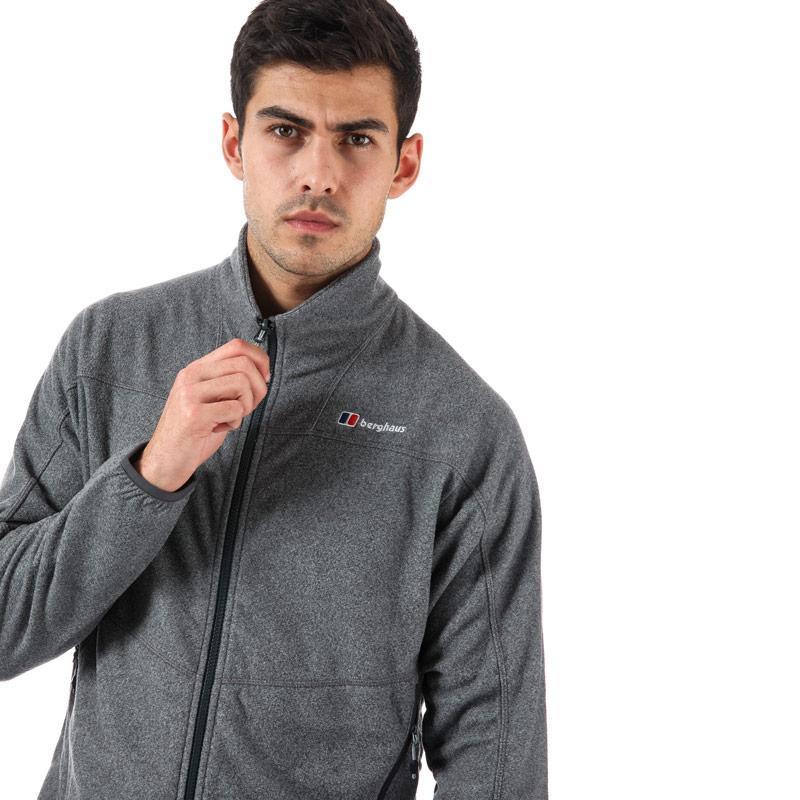 Berghaus Mens Spectrum Micro 2.0 Fleece Jacket Grey