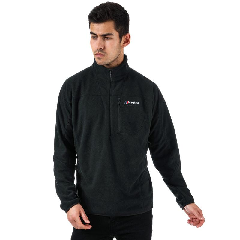 Berghaus Mens Spectrum Micro 2.0 Half Zip Fleece Black