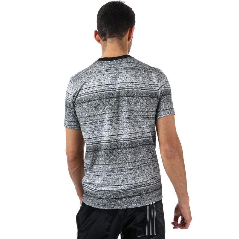 Tričko Adidas Originals Mens Traction in Action T-Shirt Multi colour