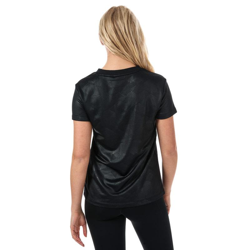Adidas Originals Womens EQT T-Shirt Black