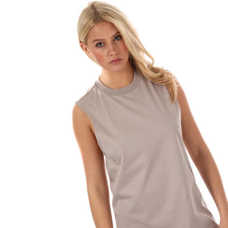 Adidas Originals Womens XBYO Tank Top Grey