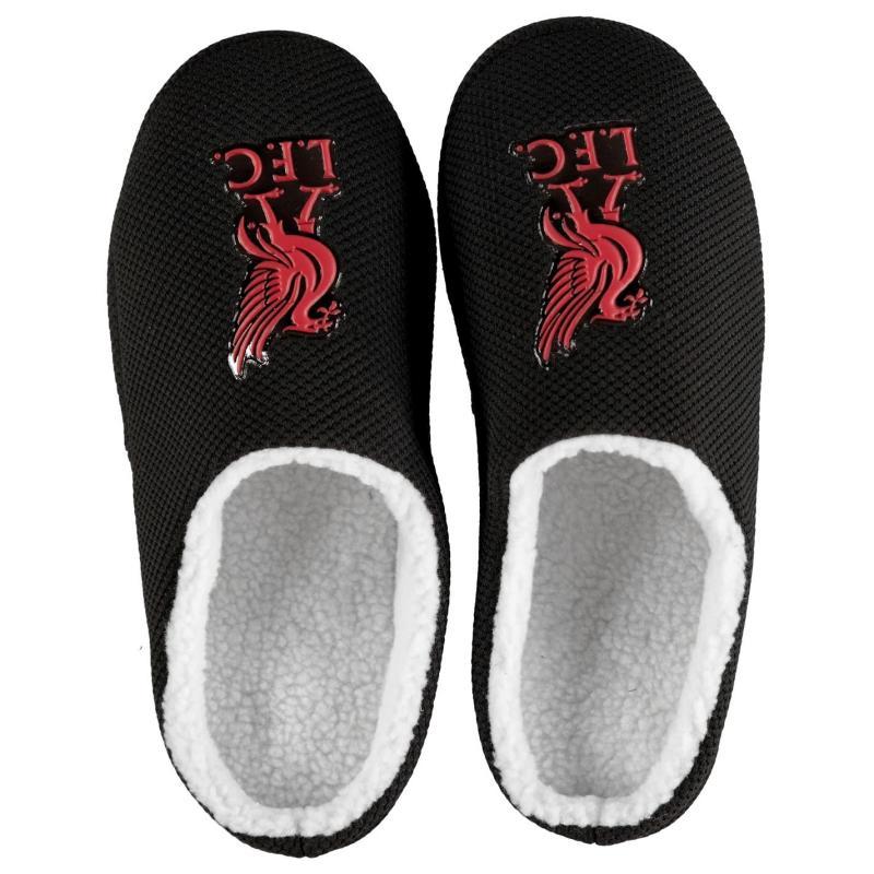 Bafiz Team Junior Boys Mule Slippers Arsenal