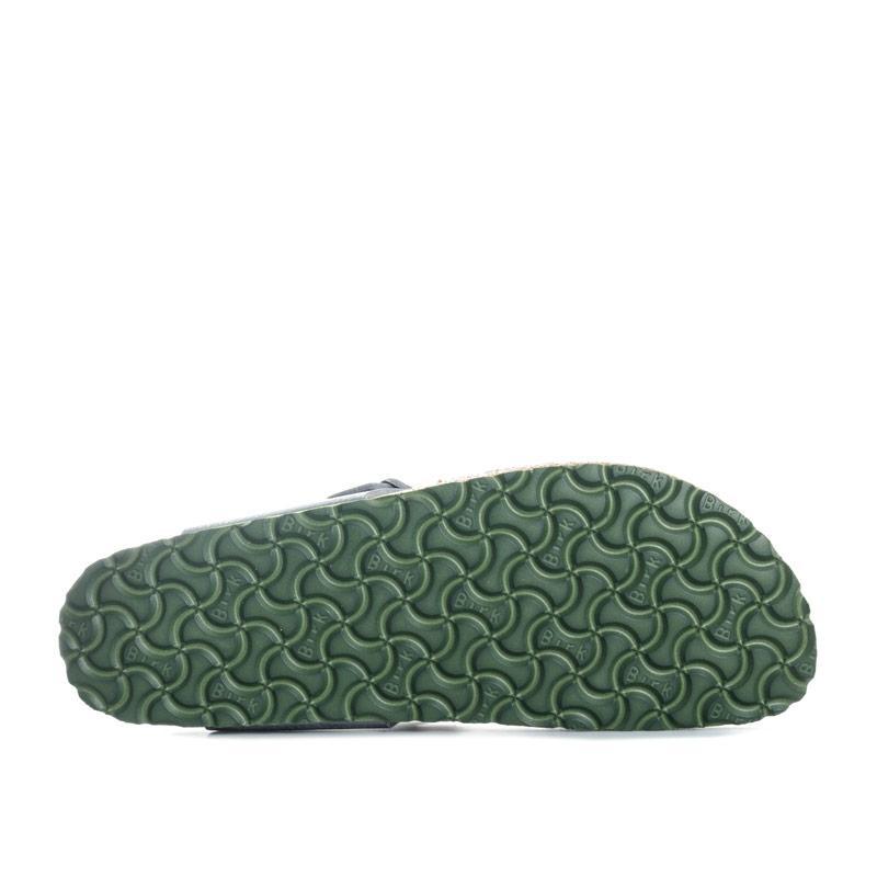 Birkenstock Mens Gizeh Soft Footbed Sandals Narrow Width Grey