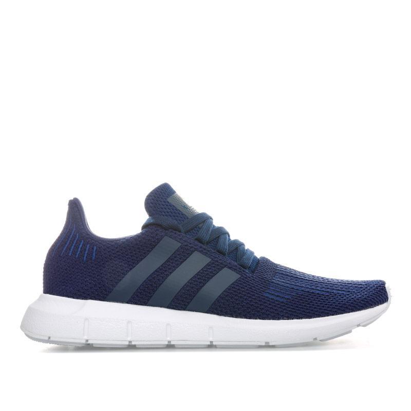 Adidas Originals Mens Swift Run Trainers Black