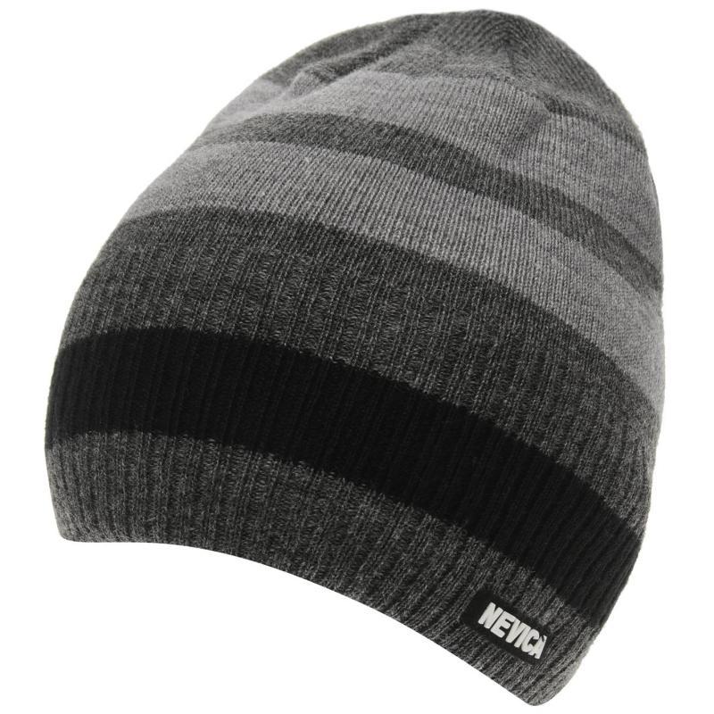 Nevica Brixen Beanie Mens Grey/Black