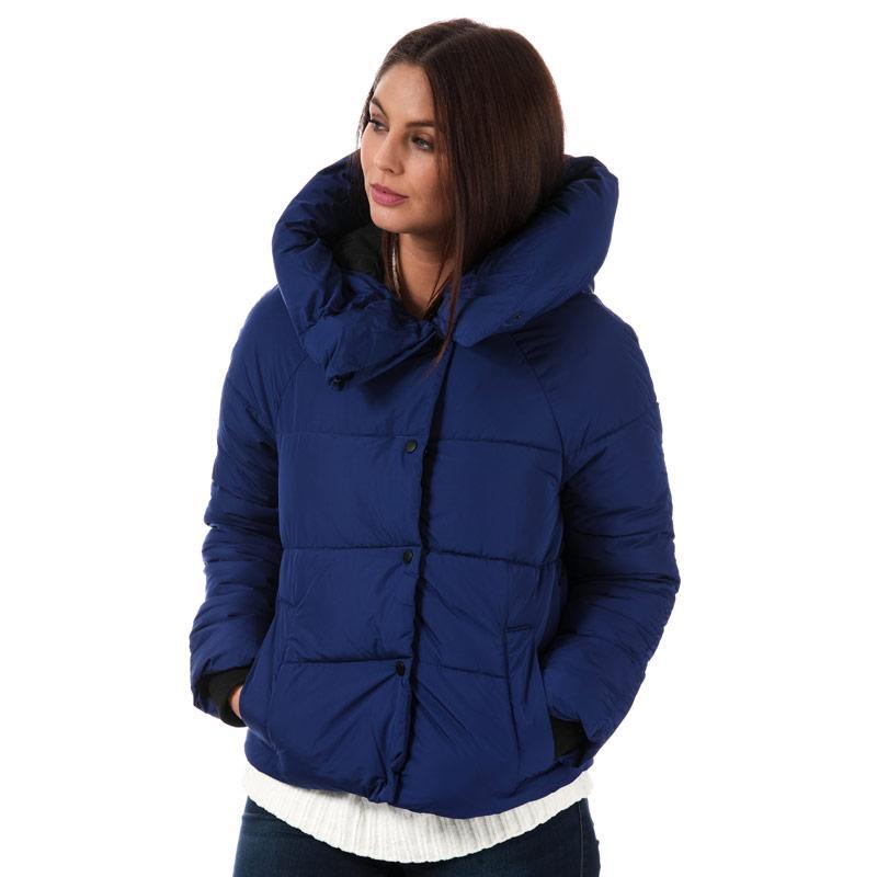 Only Womens Mari Padded Jacket Black