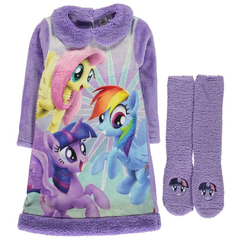 Character Nightie and Sock Set Infant Girls Frozen