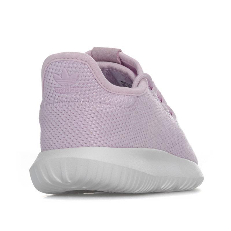 Adidas Originals Children Girls Tubular Trainers Pink