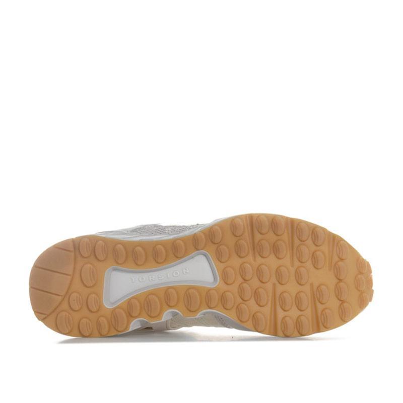 Adidas Originals Mens EQT Support RF Trainers Off White