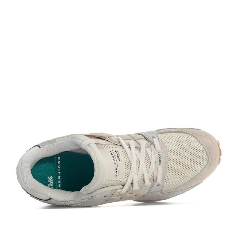 Adidas Originals Mens EQT Support RF Trainers Off White