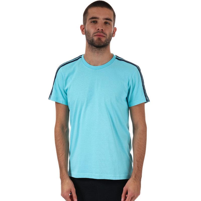 Tričko Adidas Mens Event T-Shirt aqua