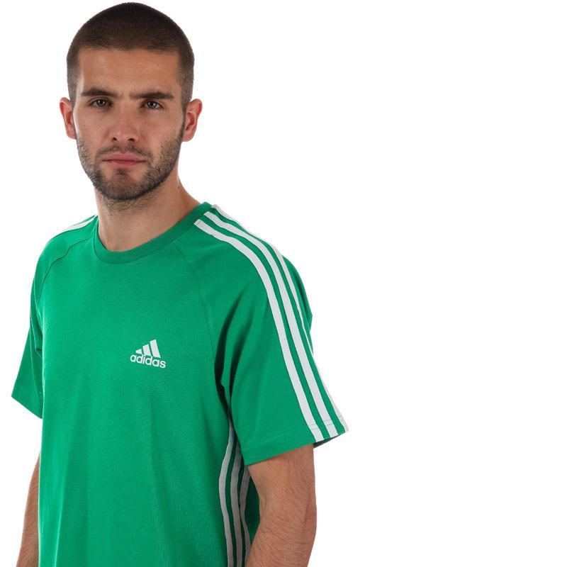 Tričko Adidas Mens Promo T-Shirt Green