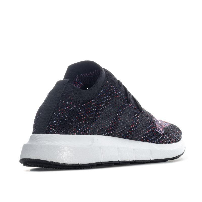 Adidas Originals Mens Swift Run Primeknit Trainers Black
