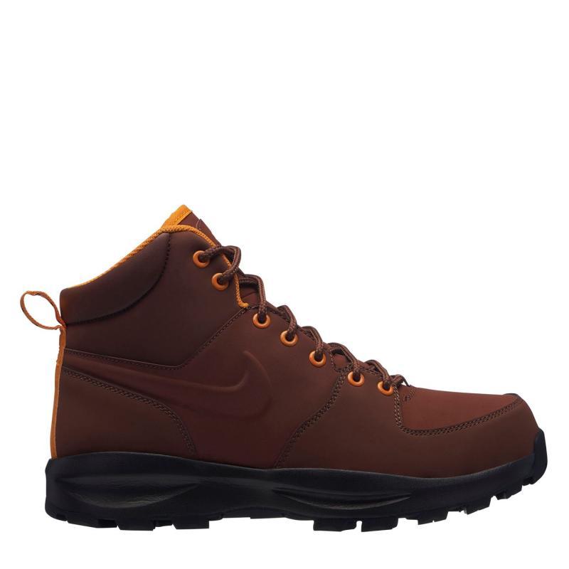 Nike Manoa Leather Mens Boots Black