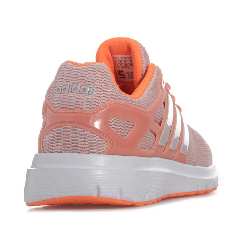 Adidas Womens Energy Cloud V Running Shoes Coral